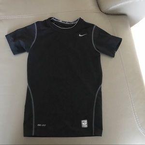 Nike pro combat compression dry fit shirt T-shirt